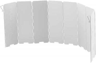 Защитный экран OutventureЗащитный экран для горелок гарантирует максимальную защиту от ветра в условиях непогоды. Упаковывается в чехол.<br>Пол: Мужской; Возраст: Взрослые; Вид спорта: Кемпинг, Походы; Состав: экран: 100% анодированный алюминий; чехол: 100% полиэстер; Размеры (дл х шир х выс), см: 26 х 8 х 1; Вес, кг: 0,23; Производитель: Outventure; Артикул производителя: IE662202; Срок гарантии: 1 год; Страна производства: Китай; Размер RU: Без размера;