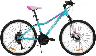 Велосипед подростковый женский Stern Leeloo 2.0 24