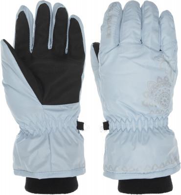 Перчатки для девочек Glissade, размер 4