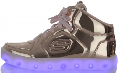 Кеды для девочек Skechers Energy Lights-Dance-N-Dazzle