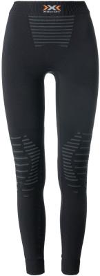 Кальсоны женские X-BionicЖенские кальсоны станут прекрасным выбором для активного отдыха и занятий зимними видами спорта. Сохранение тепла особая вязка в области коленей улучшает термоизоляцию.<br>Пол: Женский; Возраст: Взрослые; Плоские швы: Да; Производитель: X-Bionic; Артикул производителя: I020273-B014; Страна производства: Италия; Материалы: 95% полиамид, 4% полипропилен, 1% эластан; Размер RU: 42;