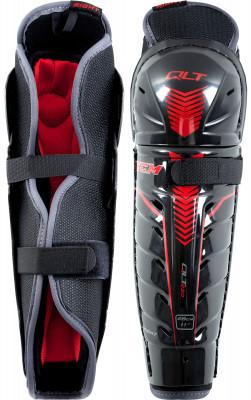 Щитки хоккейные детские CCM SG CCM QLT 230Легкие щитки qlt 230 с новым дизайном и новой системой креплений, которая обеспечивает хорошую подвижность.<br>Пол: Мужской; Возраст: Дети; Вид спорта: Хоккей; Материал верха: Пластик; Материал наполнителя: Этилвинилацетат; Материал подкладки: Нейлон; Тип фиксации: Липучка; Вентиляция: Да; Производитель: CCM; Артикул производителя: 3587541; Страна производства: Китай; Размер RU: 142;
