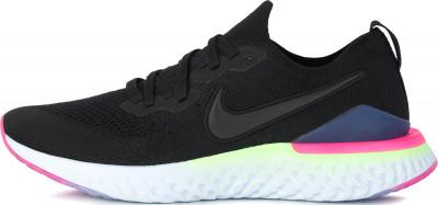 Кроссовки мужские Nike Epic React Flyknit 2, размер 43,5Кроссовки <br>Мужские беговые кроссовки nike epic react flyknit 2 обеспечивают непревзойд нный уровень легкости и комфорта. Модель рассчитана на нейтральную пронацию стопы.