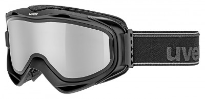 Маска Uvex g.gl 300 TOМаска для катания на горных лыжах от uvex. Модель рассчитана на неяркое солнце.<br>Сезон: 2017/2018; Пол: Мужской; Возраст: Взрослые; Вид спорта: Горные лыжи; Погодные условия: Неяркое солнце; Защита от УФ: Да; Цвет основной линзы: Серебристый; Поляризация: Нет; Вентиляция: Да; Покрытие анти-фог: Да; Совместимость со шлемом: Да; Сменная линза: Опционально; Материал линзы: Поликарбонат; Материал оправы: Полиуретан; Конструкция линзы: Двойная; Форма линзы: Цилиндрическая; Возможность замены линзы: Есть; Производитель: Uvex; Технологии: Supravision, Take Off; Артикул производителя: 0213.2226; Срок гарантии: 2 года; Страна производства: Германия; Размер RU: Без размера;