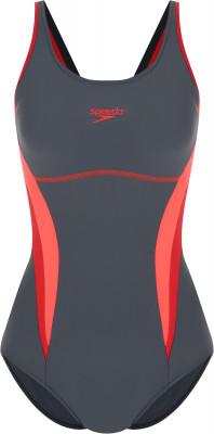 Купальник женский Speedo Sport Splice Muscleback (A), размер 44-46