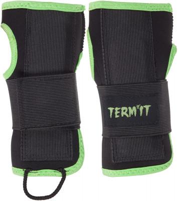 Защита запястья TermitЗащита<br>Обеспечивает защиту запястий райдера при катании на сноуборде и горных лыжах. Пластиковые щитки создают необходимую жесткость конструкции.
