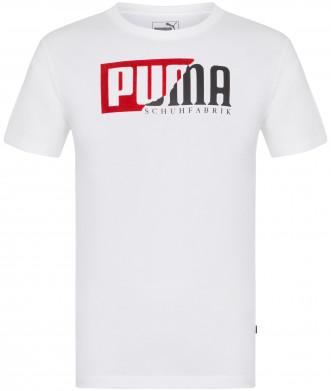 Футболка мужская Puma Flock Graphic
