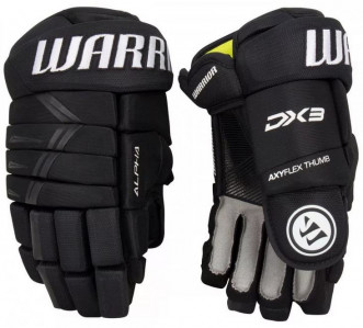Перчатки хоккейные WARRIOR DX3 Senior