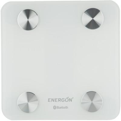 Умные весы ENERGON Smart ScalesВесы<br>умные весы energon ess-w предназначены для измерения веса и процентного соотношения жировой ткани и воды в организме. При измерении учитываются возраст, пол и рост.