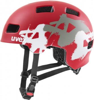 Шлем велосипедный детский Uvex Hlmt 4 CC