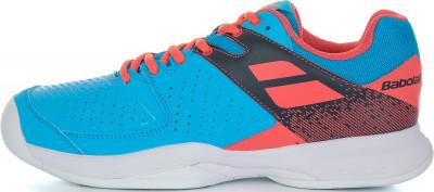 Кроссовки женские Babolat Pulsion All Court, размер 39Кроссовки <br>Универсальные теннисные кроссовки для всех видов покрытий от babolat. Амортизация технология vibrakill служит для эффективной амортизации в области пятки.
