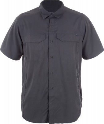 Рубашка мужская Columbia Silver Ridge Lite Short SleeveМужская рубашка с коротким рукавом от columbia отлично подойдет для походов и активного отдыха на природе.<br>Пол: Мужской; Возраст: Взрослые; Вид спорта: Походы; Защита от УФ: Да; Покрой: Прямой; Плоские швы: Нет; Светоотражающие элементы: Нет; Дополнительная вентиляция: Да; Количество карманов: 2; Длина по спинке: 76 см; Застежка: Пуговицы; Материал верха: 100 % полиэстер; Материал подкладки: 100 % полиэстер; Технологии: Omni-Shade, Omni-Wick; Производитель: Columbia; Артикул производителя: 1654311028XXL; Страна производства: Вьетнам; Размер RU: 56-58;