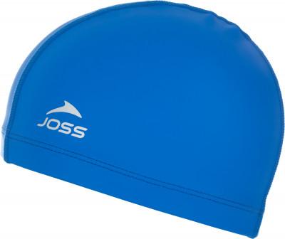 Шапочка для плавания детская JossДетская текстильная шапочка joss подходит для занятий плаванием.<br>Пол: Мужской; Возраст: Дети; Вид спорта: Плавание; Назначение: Универсальные; Материалы: 80 % полиэстер, 20 % эластан; Производитель: Joss; Артикул производителя: SWCJ08Z252; Страна производства: Китай; Размер RU: 52-54;