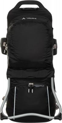 VauDe Shuttle ComfortРюкзаки<br>Легкий рюкзак-переноска, который позволяет переносить детей возрастом до 4 лет. Грузоподъемность модели составляет 22 кг, объем отделения для вещей - 25 л.