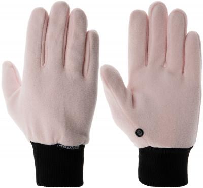 Перчатки для девочек Ziener, размер 4,5
