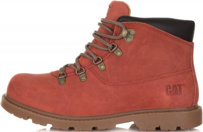мужские ботинки caterpillar, оранжевые