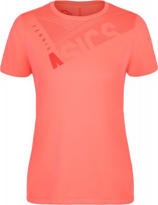 Футболка женская ASICS Practice, размер 40-42