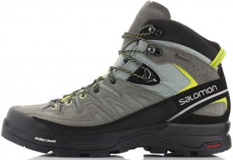 Ботинки мужские Salomon X Alp Mid