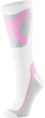 Носки Demix, 1 параСпортивные носки от demix. В состав ткани входит хлопок с добавлением нейлона и эластана. Ткань дышит и прекрасно облегает ногу.<br>Пол: Мужской; Возраст: Взрослые; Вид спорта: Бег; Материалы: 75 % хлопок, 23 % нейлон, 2 % эластан; Производитель: Demix; Артикул производителя: DUCZ01WKS; Страна производства: Россия; Размер RU: 35-38;