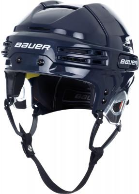 Шлем хоккейный Bauer Re-Akt 75Хоккейный шлем с улучшенной защитой головы от bauer. Модель рассчитана на широкий круг любителей хоккея. Характеристики шлема рассчитаны на игру экспертного уровня.<br>Пол: Мужской; Возраст: Взрослые; Вид спорта: Хоккей; Уровень подготовки: Эксперт; Материал подкладки: Seven+Technology Foam, XRD Foam, Multi-density impact management foam; Конструкция: Hard shell; Регулировка размера: Да; Тип регулировки размера: С помощью клипс; Материал внешней раковины: Ударопрочный пластик; Материал корпуса: Ударопрочный пластик; Материал внутренней раковины: Пена; Материалы: Пластик, Seven+Technology, XRD пена.; Сертификация: CSA, HECC, CE.; Вентиляция: Принудительная; Вес, кг: 0,614; Производитель: Bauer; Артикул производителя: 1047937-NAV; Срок гарантии: 1 год; Страна производства: Китай; Размер RU: 57-62;