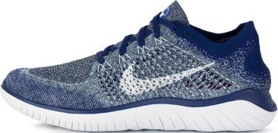Кроссовки мужские Nike Free Rn Flyknit 2018, размер 41