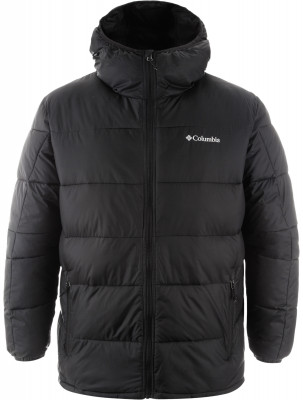 Куртка утепленная мужская Columbia Munson PointУтепленная куртка columbia munson point станет отличным выбором, если вы собираетесь в поход.<br>Пол: Мужской; Возраст: Взрослые; Вид спорта: Походы; Наличие мембраны: Нет; Возможность упаковки в карман: Нет; Регулируемые манжеты: Нет; Длина по спинке: 74 см; Покрой: Прямой; Светоотражающие элементы: Нет; Дополнительная вентиляция: Нет; Проклеенные швы: Нет; Длина куртки: Средняя; Наличие карманов: Да; Капюшон: Не отстегивается; Мех: Отсутствует; Количество карманов: 2; Водонепроницаемые молнии: Нет; Застежка: Молния; Технологии: Omni-Shield, Thermal Coil; Производитель: Columbia; Артикул производителя: 1732851010L; Страна производства: Вьетнам; Материал верха: 100 % нейлон; Материал подкладки: 100 % нейлон; Материал утеплителя: 100 % полиэстер; Размер RU: 48-50;