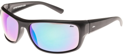 Солнцезащитные очки LetoЛегкие и удобные солнцезащитные очки с полимерными линзами в пластмассовой оправе.<br>Цвет линз: Серый зеркальный; Назначение: Активный отдых; Пол: Мужской; Возраст: Взрослые; Вид спорта: Активный отдых; Ультрафиолетовый фильтр: Да; Материал линз: Полимерные линзы; Оправа: Пластик; Производитель: Leto; Артикул производителя: 701625B; Срок гарантии: 1 месяц; Страна производства: Китай; Размер RU: Без размера;