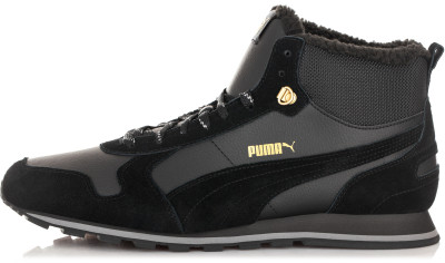 Кроссовки мужские Puma ST Runner Mid Fur, размер 44