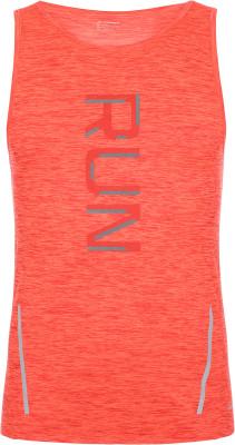 Майка мужская Demix, размер 48Мужская одежда<br>Технологичная мужская майка demix станет отличным выбором для занятий бегом. Отведение влаги благодаря технологии movi-tex, ткань отлично отводит влагу от кожи.
