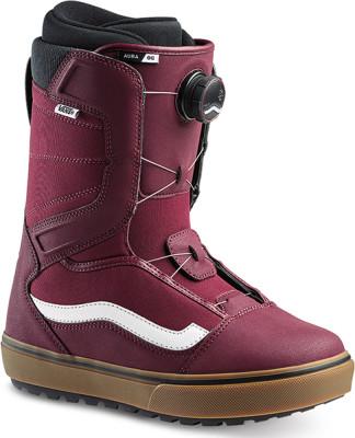 Сноубордические ботинки Vans Aura Og, размер 41Ботинки<br>Сноубордические ботинки с системой шнуровки boa от vans. Отличная модель для прогрессирующих райдеров.