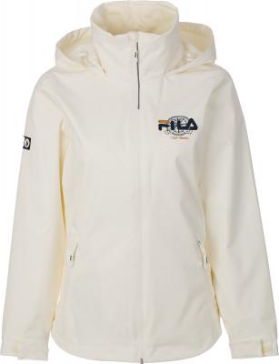 Ветровка женская Fila, размер 46Куртки <br>Лаконичная ветровка fila - отличный выбор для образа в спортивном стиле.