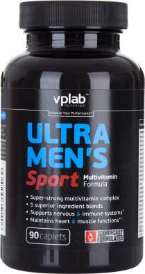 Мужской спортивный витаминно-минеральный комплекс Vplab nutrition
