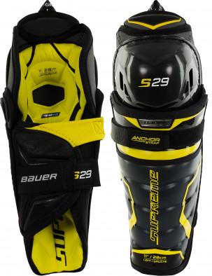 Щитки хоккейные подростковые Bauer Supreme S29