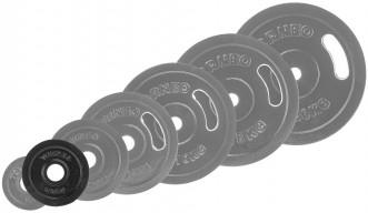 Блин Torneo стальной 1,25 кг
