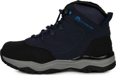 Ботинки утепленные для мальчиков Outventure Crater, размер 34 фото