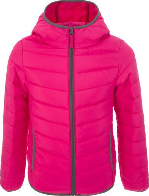 Куртка утепленная для девочек Demix, размер 164