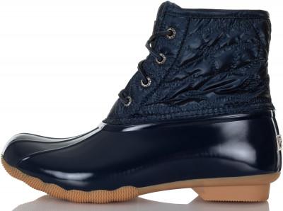 женские ботинки sperry, синие