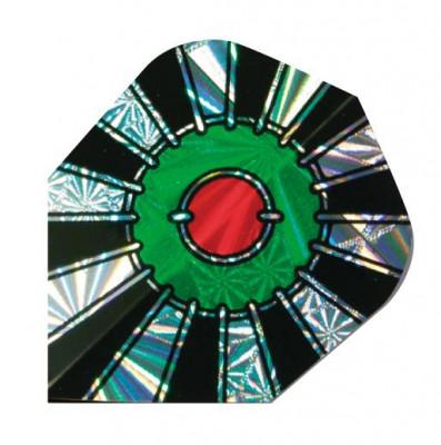 Оперения Harrows HologramОперения классической формы с гладкой поверхностью.<br>Состав: 100 % полиэстер; Вид спорта: Дартс; Производитель: Harrows; Артикул производителя: PFB16; Срок гарантии: 2 года; Страна производства: Соединенное королевство; Размер RU: Без размера;