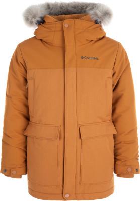 Куртка пуховая для мальчиков Columbia Boundary Bay, размер 160-170