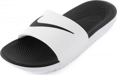 Шлепанцы детские Nike Kawa Slide, размер 34