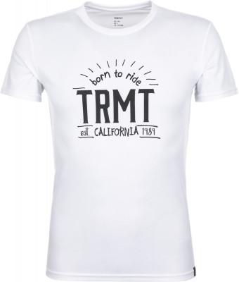 Футболка мужская Termit, размер 44Surf Style <br>Технологичная пляжная футболка termit - отличный выбор для серфинга и других видов водного спорта. Быстрое высыхание модель выполнена из легкой быстросохнущей ткани.