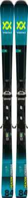 Горные лыжи + крепления Volkl DEACON 84 + LowRide XL 13 FR Demo GW