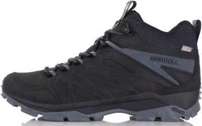 Ботинки утепленные мужские Merrell Thermo Freeze Mid Wp, размер 40Ботинки и сапоги <br>Утепленные и водонепроницаемые ботинки от merrell - оптимальный выбор для зимнего туризма.
