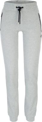 Брюки женские Fila, размер 52Брюки <br>Удобные и практичные брюки fila станут отличной основой для образа в спортивном стиле. Натуральные материалы в составе ткани преобладает натуральный хлопок.