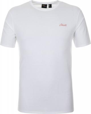 Футболка мужская ONeill Lm Backrint, размер 48-50Surf Style <br>Футболка с принтом от o neill для незабываемого пляжного отдыха. Свобода движений прямой крой футболки гарантирует максимальную свободу движений.