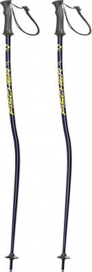 Палки горнолыжные детские Fisher RC4 GS Jr