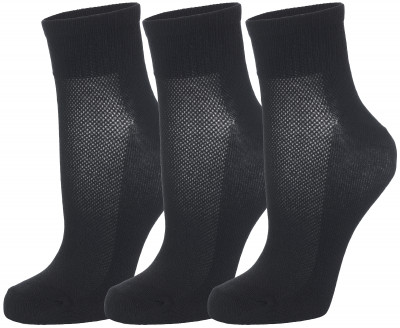 Носки Demix, 3 пары, размер 35-38