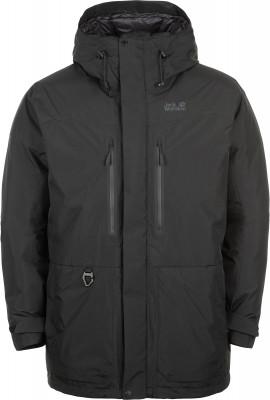 Куртка пуховая мужская Jack Wolfskin North Ice, размер 54-56