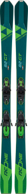 Горные лыжи Fischer RC ONE 82 GT + RSW 11 GW