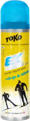 Мазь скольжения TOKO Express Grip & Glide 200 мл 0 °C — -30 °C